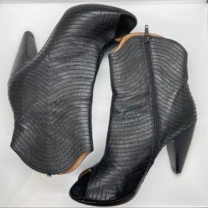 Miz Mooz heel boots